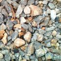 Mıcır; doğal kireç taşı kırpıntıları